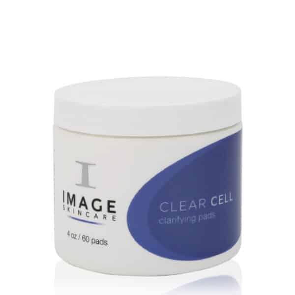 CLEAR CELL Salitsüülhappega puhastuspadjad näole